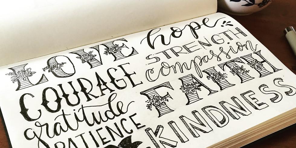 Basic Creative Lettering
