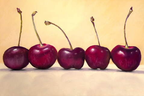 A Collection of Cherries