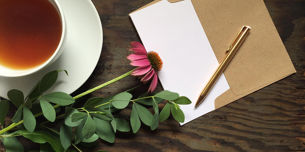 Letter Writing Club: June