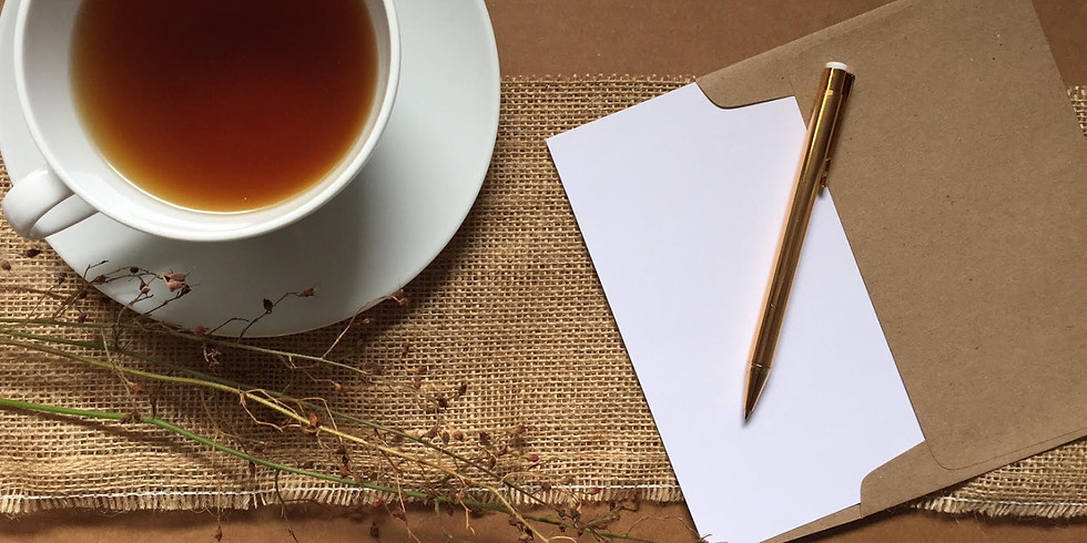 Letter Writing Club: October