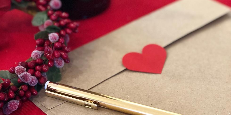 Letter Writing Club:  February