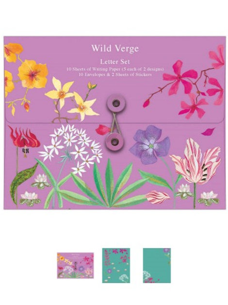 Luxe Letter Writing Set - Wild Verge