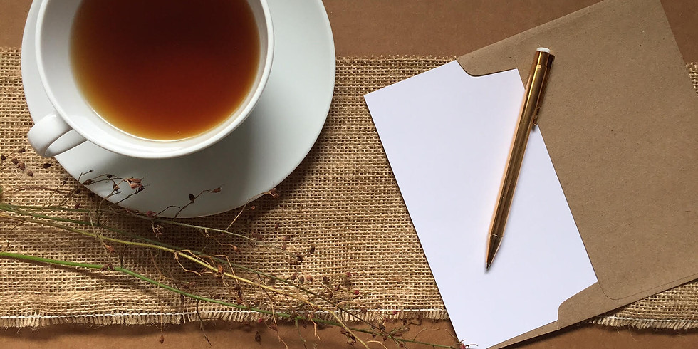 Letter Writing Club: January