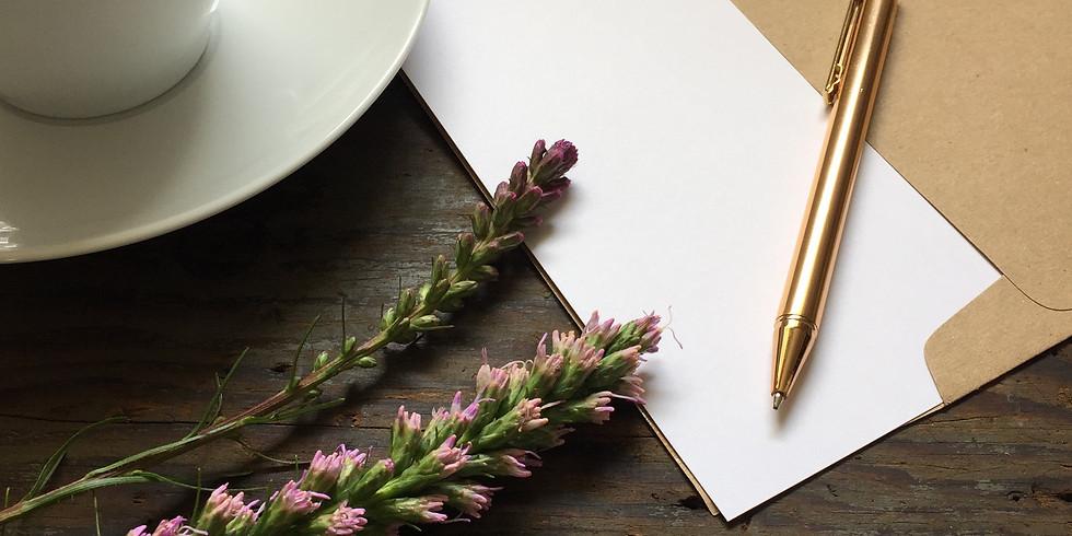 Letter Writing Club: September
