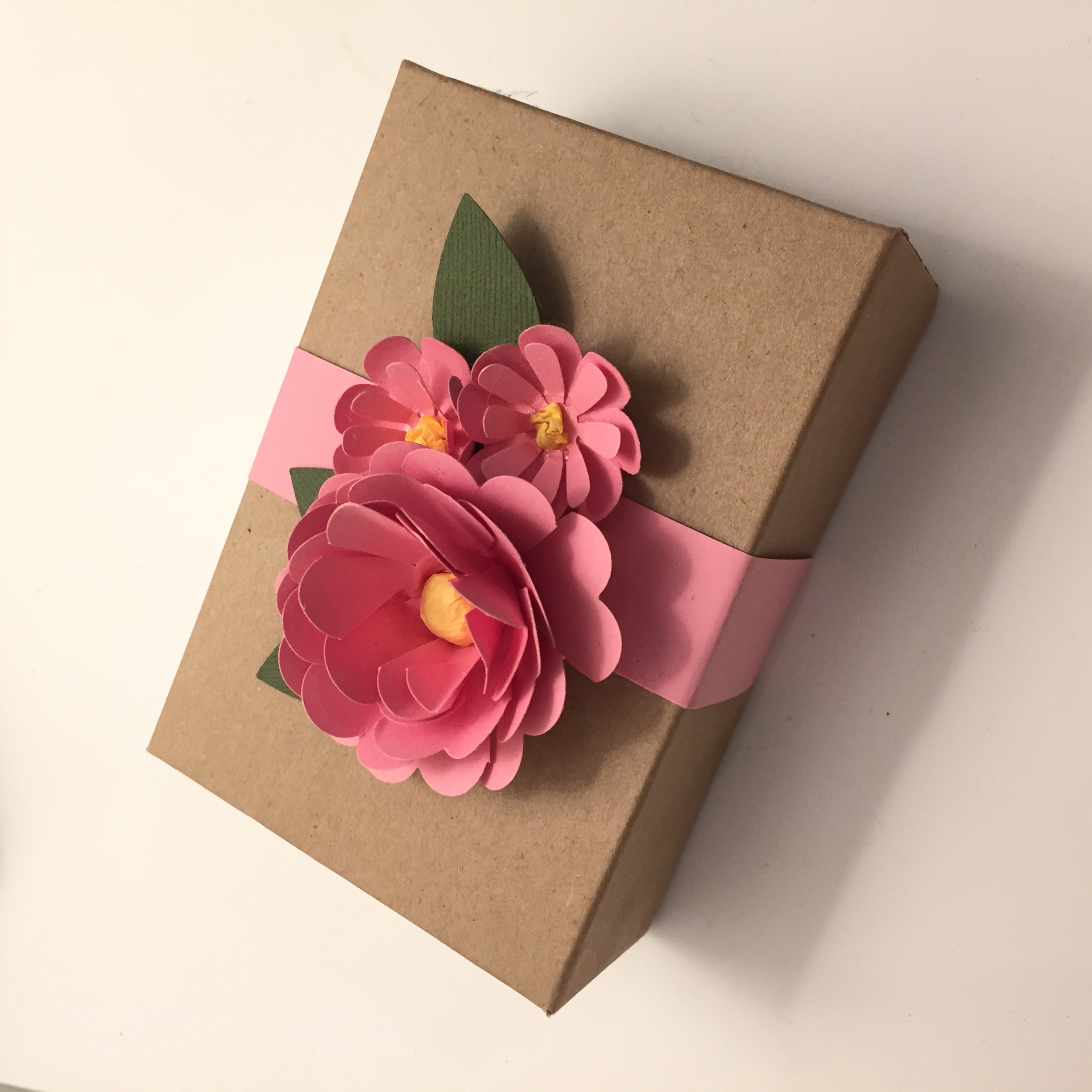 Paper Flower Gifts Boatremyeaton