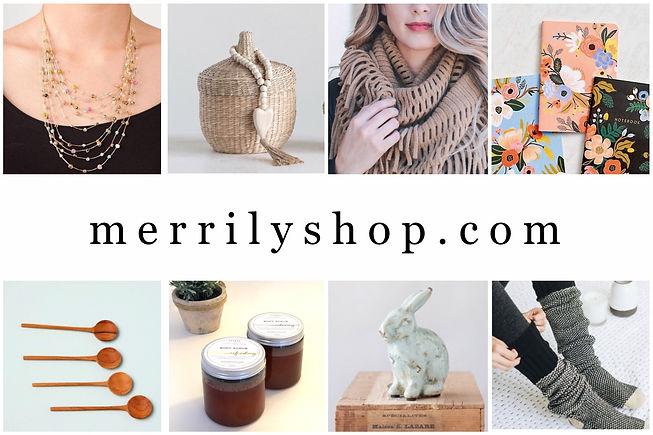 merrilyshop.com online shopping for Merrily