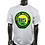 Thumbnail: DDTP World 85 Shirt - Green and Yellow on White