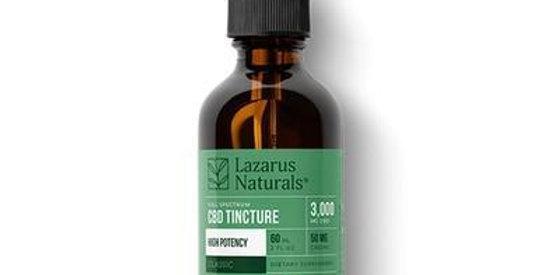 Lazarus Naturals - CBD Tincture - Full Spectrum Classic