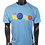 Thumbnail: DDTP World Shirt - Classic Design on powder blue
