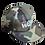 Thumbnail: DDTP World Camo Hat - Grey Logo (7 3/4 Fitted)