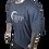 Thumbnail: DDTP World Swirl Shirt - Swirl Design on Black