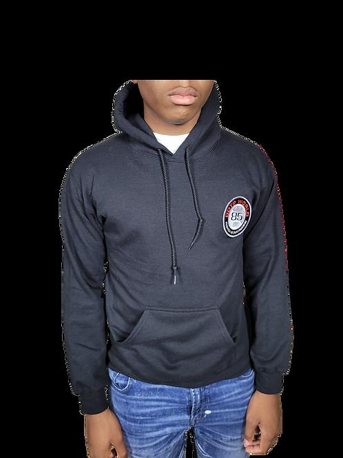 DDTP World 85 Hoodie Jacket - Black (hoodie only)
