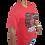 "Thumbnail: ""Sisters Rock"" Shirt - Various Colors on Red"