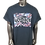 Thumbnail: DDTP World Abstract Shirt - Abstract Design on Black