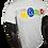 Thumbnail: DDTP World Shirt - Classic Design on white
