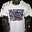 Thumbnail: DDTP World Abstract Shirt - Abstract Design on White