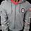 Thumbnail: DDTP World 85 Hoodie Jacket - Gray (hoodie only)