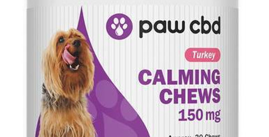 cbdMD - CBD Pet Treats - Turkey Canine Calming Chews - 150mg-600mg