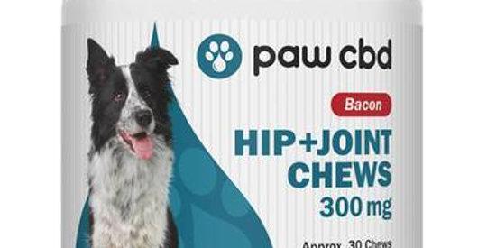 cbdMD - CBD Pet Treats - Bacon Canine Hip+Joint Chews - 150mg-600mg