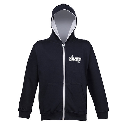 Children's zip up hoodie