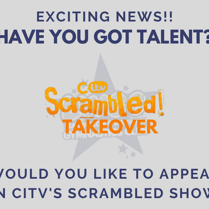 CITV Scrambled show at LWGC