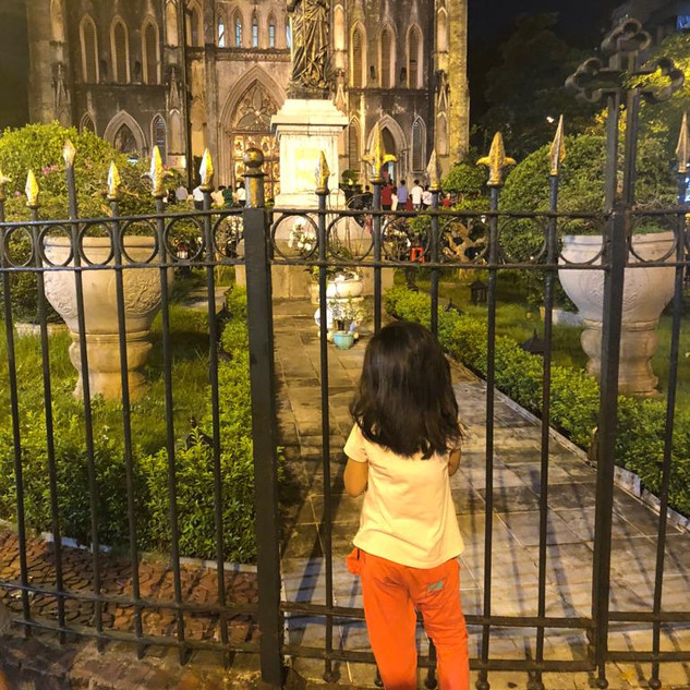 Catholic Cathedral, Hanoi