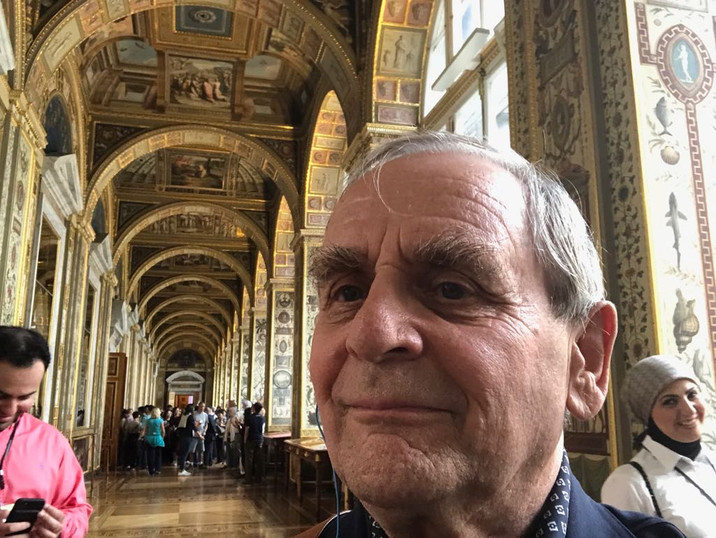 Hermitage Gallery, St Petersburg