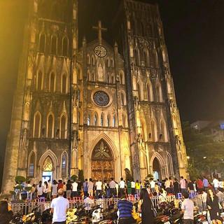 Cathedral, Hanoi