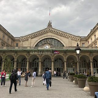 La Gare du L'Est