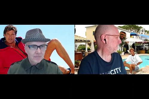 Trev & Simon send a Personal Video Message