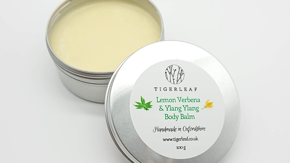Lemon Verbena & Ylang Ylang Body Balm