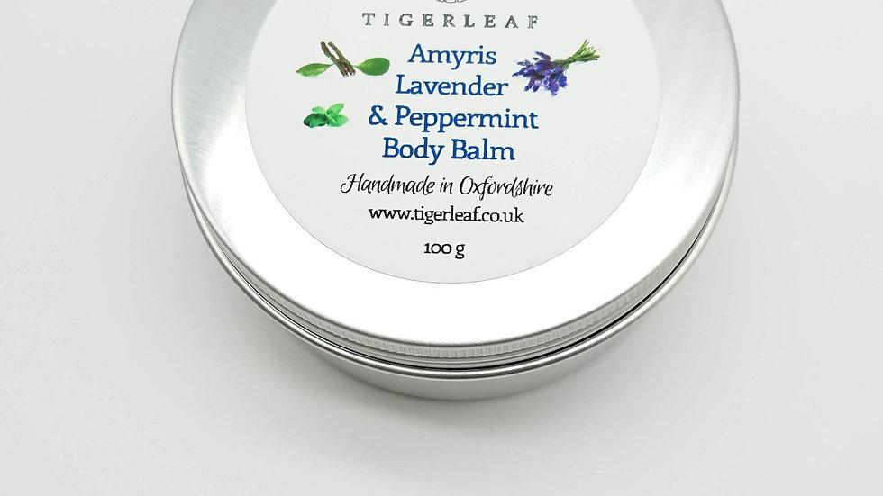 Amyris, Lavender & Peppermint Body Balm