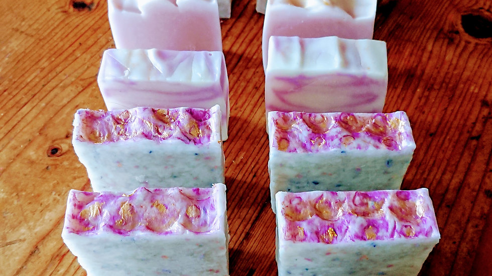 Amyris, Lavender and Peppermint Soap