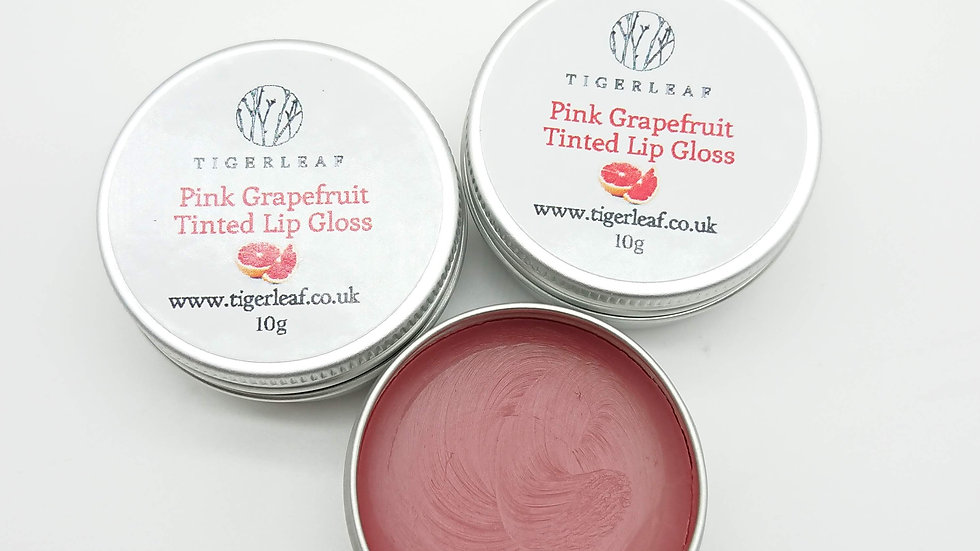 Pink Grapefruit Lip Gloss