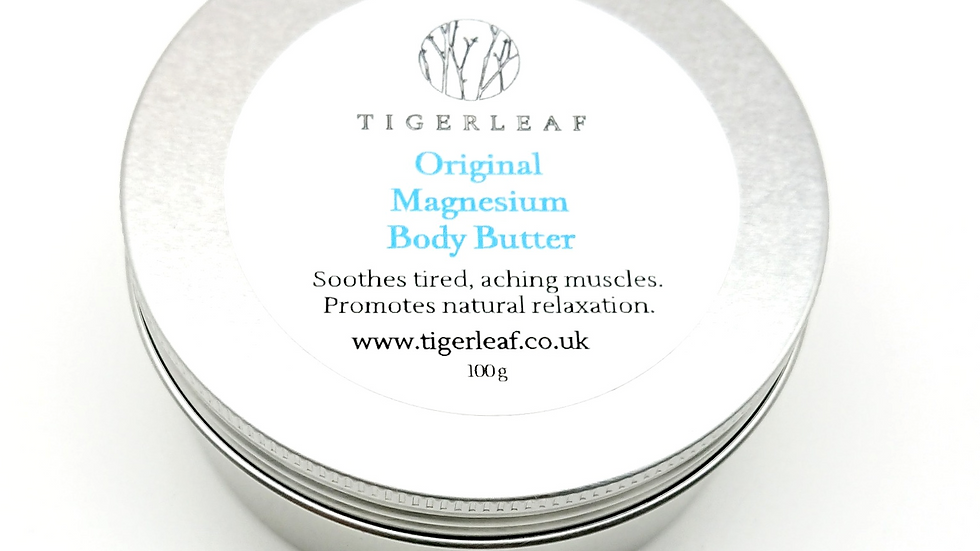 Original Magnesium Body Butter 60g