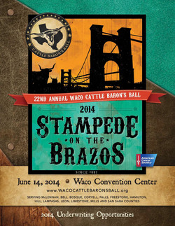 Stampede on the Brazos - Waco Texas American Cancer Society