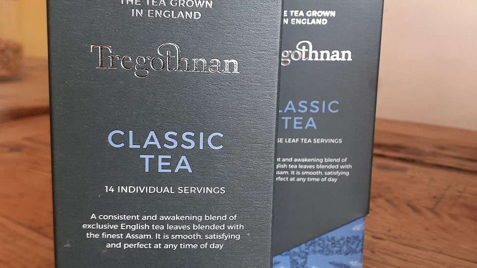 Tregothnan Loose-leaf Tea