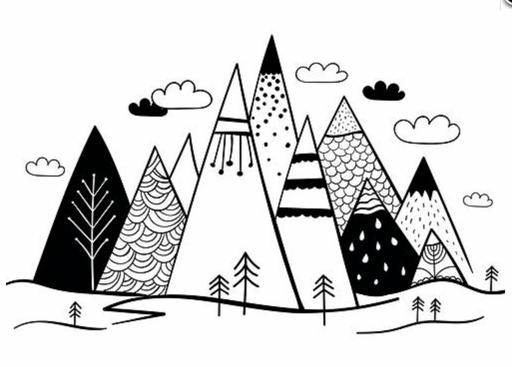 Modern Mountains