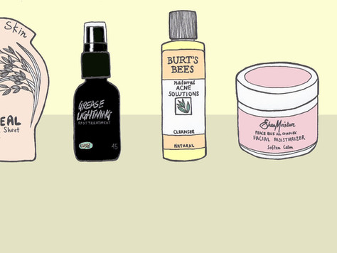 LOOK! LINKS!: Natural products that will save your skin