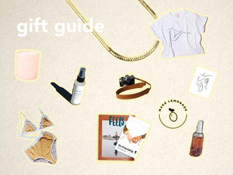 10 last-minute gift ideas from our favourite Canadian women-run brands.