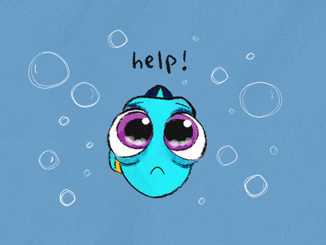 Save the Fish: The Demand for Dory
