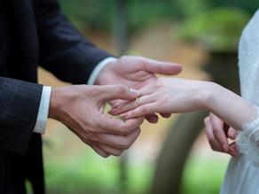 「十人十色な結婚の誓い」