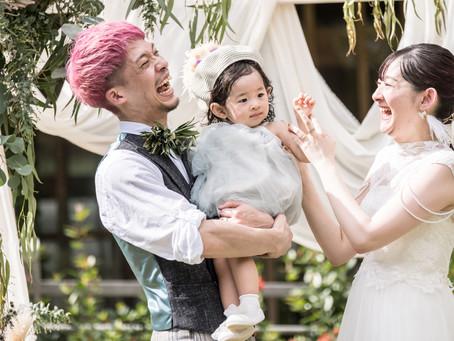 新しい家族の風景|石垣島Wedding Report