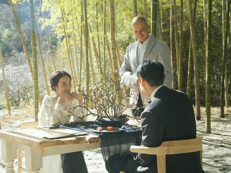 南木曽 旅をかねた結婚式〜エロープメントウェディング〜