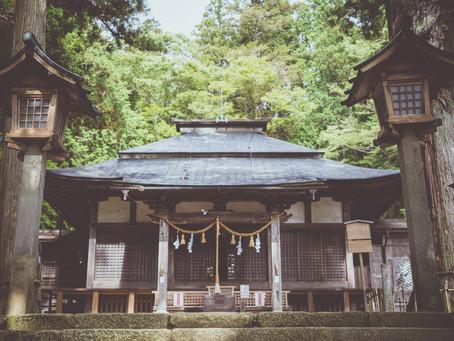 飛騨高山の歴史ある神社のご紹介