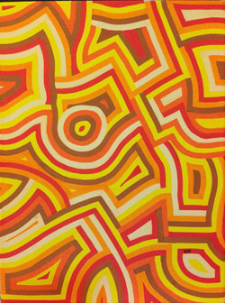 Africa Maze by Tino - Augustin Sagehomme