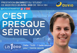 augustin sagehomme - walid rtbf cps live