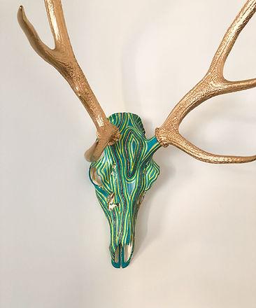 Deer.I.am Augustin Sagehomme trophy Deer