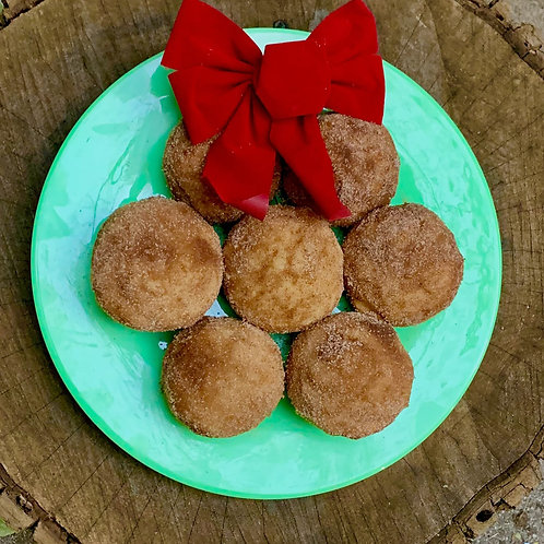 Apple Cider Donut Muffins