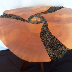 Spiral Table $675.00